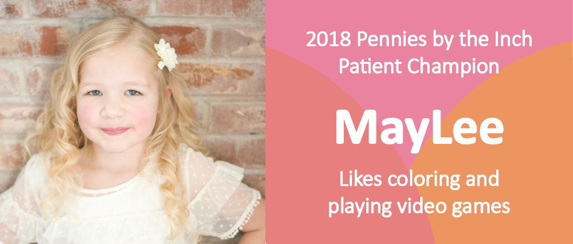 MayLee 2018 PBI Patient Champion
